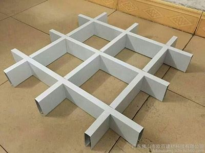质量可靠铝格栅