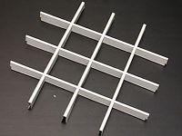 铝格栅种类